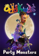 Oddbods: Party Monsters